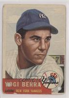 Yogi Berra (Bio Information in White) [NonePoortoFair]