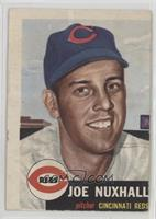 Joe Nuxhall (Bio Information in Black)