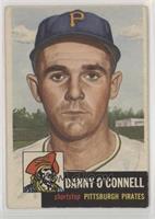 Danny O'Connell (Bio Information in White)