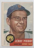 Jerry Priddy