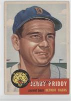 Jerry Priddy