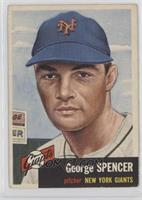 George Spencer (Bio Information in Black) [NoneGoodtoVG‑…