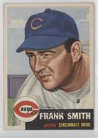 Frank Smith (Bio Information in Black) [Good to VG‑EX]