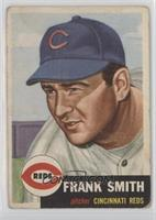 Frank Smith (Bio Information in White) [Poor to Fair]
