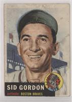 Sid Gordon (Bio Information in White) [NonePoortoFair]