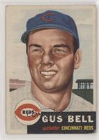 Gus Bell (Bio Information in Black) [NonePoortoFair]