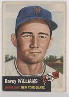 Davey Williams [PoortoFair]