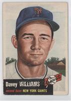 Davey Williams (Bio Information in White) [NoneGoodtoVG‑…