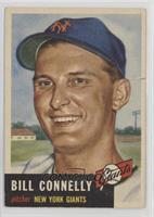 Bill Connelly (Bio Information in Black) [Poor]