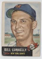 Bill Connelly (Bio Information in White) [Poor to Fair]