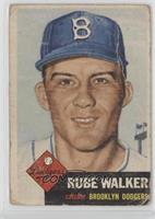 Rube Walker [Poor]