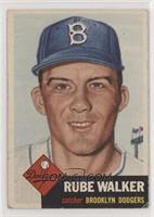 Rube Walker [PoortoFair]