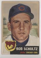 Bob Schultz (Bio Information is White) [NonePoortoFair]