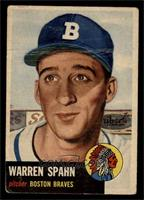 Warren Spahn [GOOD]