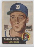 Warren Spahn [Poor]