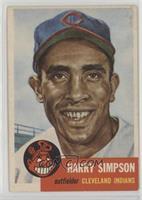 Harry Simpson (Bio Information is White)