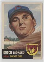 Dutch Leonard