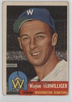 Wayne Terwilliger [Good to VG‑EX]