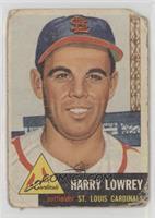 Harry Lowrey [Poor]