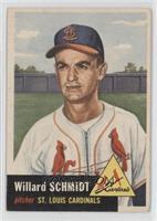 Willard Schmidt