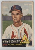 Willard Schmidt [NoneGoodtoVG‑EX]