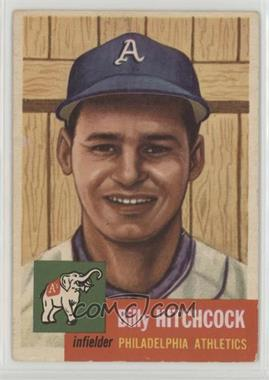 1953 Topps - [Base] #17 - Billy Hitchcock