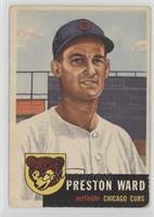 Preston Ward [GoodtoVG‑EX]
