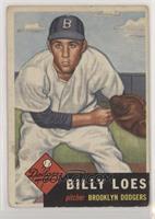 Billy Loes [GoodtoVG‑EX]