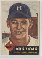 Don Hoak [Good to VG‑EX]