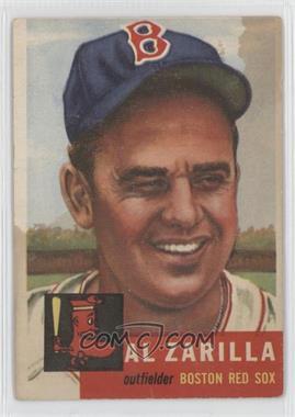 1953 Topps - [Base] #181 - Al Zarilla [PoortoFair]