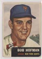 Bob Hofman [GoodtoVG‑EX]