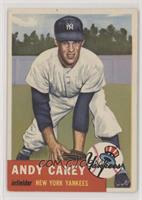 Andy Carey