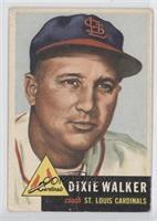 Dixie Walker [GoodtoVG‑EX]