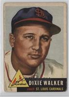 Dixie Walker [Poor]