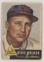 Dixie Walker [Poor to Fair]