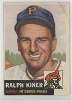 Ralph Kiner [PoortoFair]