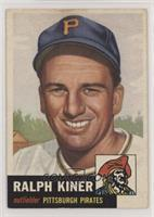Ralph Kiner [Poor]
