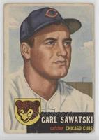 Carl Sawatski [Poor]