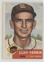 Cliff Fannin [GoodtoVG‑EX]