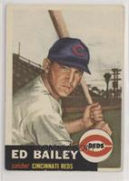 Ed Bailey [PoortoFair]