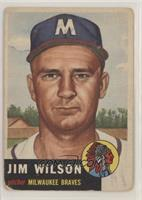Jim Wilson [Poor to Fair]
