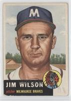 Jim Wilson [Good to VG‑EX]