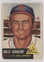 Billy Johnson [NonePoortoFair]