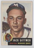 Jack Dittmer [Good to VG‑EX]