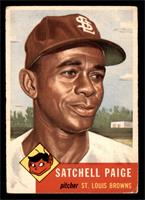 Satchell Paige [VG]