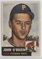 High # - John O'Brien