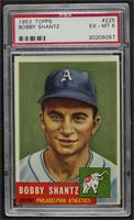 High # - Bobby Shantz [PSA 6 EX‑MT]