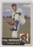 High # - Cal Hogue [PoortoFair]