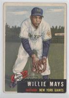 High # - Willie Mays [PoortoFair]