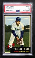 High # - Willie Mays [PSA 5 EX]